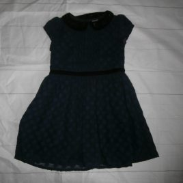 Next navy dress 4-5 years