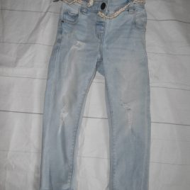 Next distressed style jeans 2-3 years