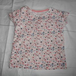 Flowers t-shirt 2-3 years