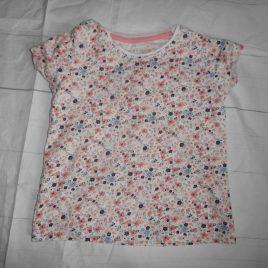 Flowers t-shirt 2-3 years