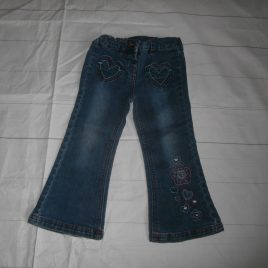 Heart jeans 2-3 years