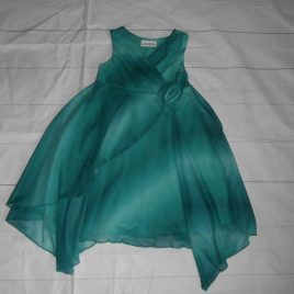 Green dress 2 years