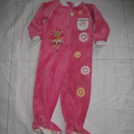 Upsy Daisy In The Night Garden fleece onesie 18-24 months