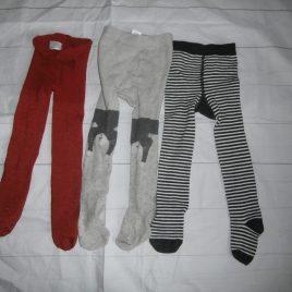 Next & Primark x3 pairs of tights 18-24 months