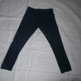 M&S navy leggings 4-5 years