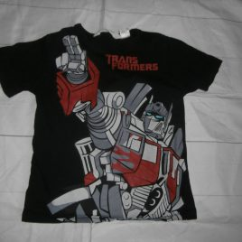 Transformers t-shirt 2-4 years