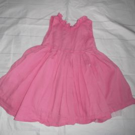 Pink dress 2-3 years