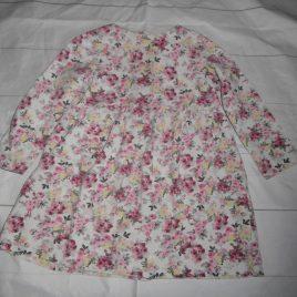 Joules floral dress 18-24 months
