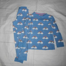 M&S rainbow pyjamas 3-4 years