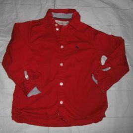 H&M red shirt 4-5 years
