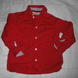 H&M red shirt 4-5 years