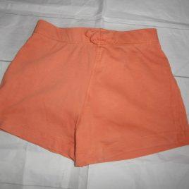 Orange shorts 2-3 years