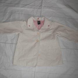 GAP stone jacket 2 years