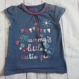 'Mummy's little cutie pie 't-shirt 18-24 months