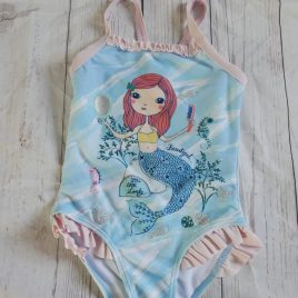 Mermaid swimming costume 18-24 months