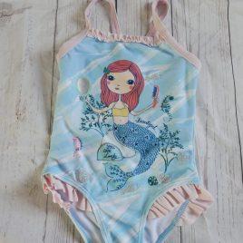 Mermaid swimming costume 18-24 months