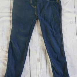 Next navy jeggings 4-5 years