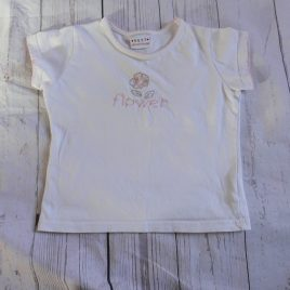 Next flower t-shirt 18-24 months