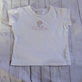 Next flower t-shirt 18-24 months