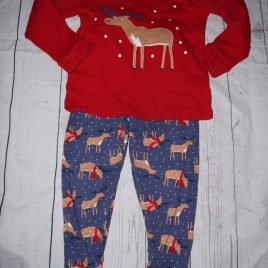 John Lewis reindeer Christmas pyjamas 5 years