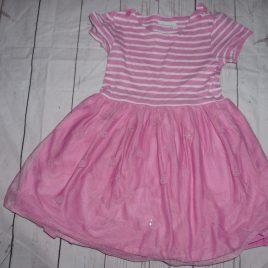 Jojo Maman Bebe pink dress 4-5 years