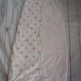 Mothercare pink sleeping bag 1 tog 18-36 months