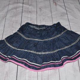 Junior J Jasper Conran denim style skirt 12-18 months