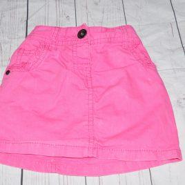 Next pink skirt 12-18 months