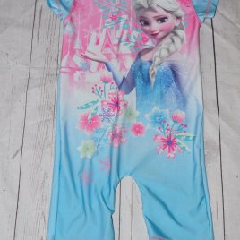 Disney Frozen swimming sun suit 4-5 years