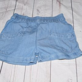 Next blue shorts 4-5 years