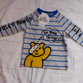 New Pudsey Children in need top 2-3 years