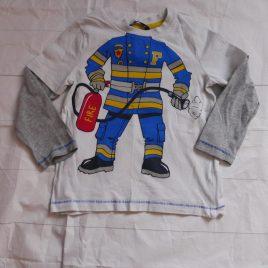 Fireman top 2-3 years