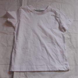 White t-shirt 2-3 years