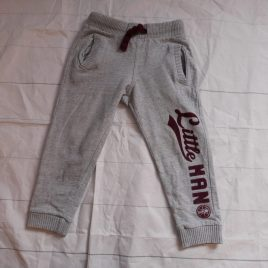 Grey jogging trousers 2-3 years
