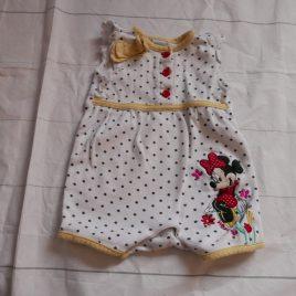 Disney Minnie Mouse romper 0-3 months