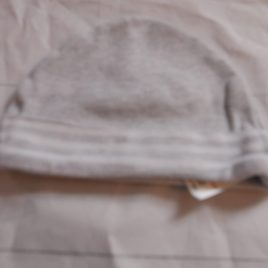 Mothercare tiny baby grey hat