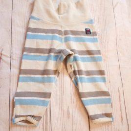 Polarn O Pyret stripy trousers 0-1 month