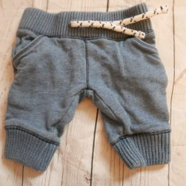 Small Baby blue jogging trousers