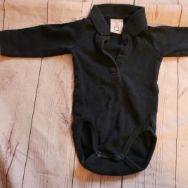 Polan O Pyret long sleeved bodysuit 1-2 months