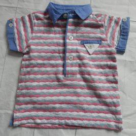 Stripy t-shirt 0-3 months