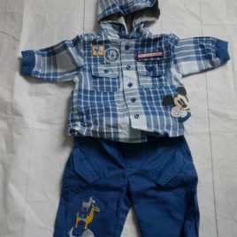 Disney Store Mickey Mouse outfit 3-6 months