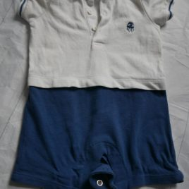 Polarn O Pyret romper 2-4 months