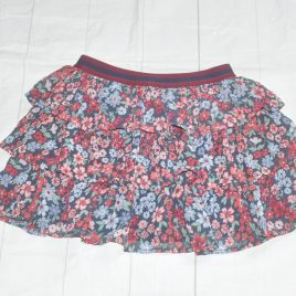 H&M floral skirt 4-6 years