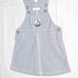 JoJo Maman Bebe pinafore dress 2-3 years