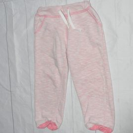Pink jogging trousers 2-3 years