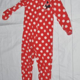 M&S Minnie Mouse onesie label says 4-5 years but small fitting