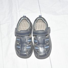 Hush Puppies navy sandals size 6.5