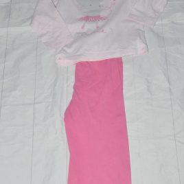 Pink 'little cutie' Pyjamas 2-3 years
