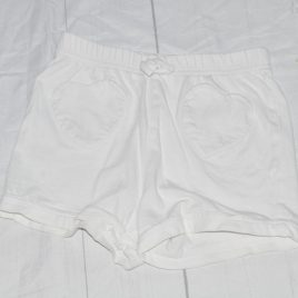 White shorts 2-3 years