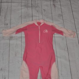 Pink swimming suit 2-3 years